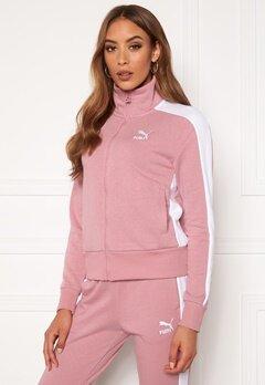 PUMA Classics T7 Track Jacket 016 Pink Bubbleroom.no