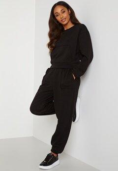 PUMA Loungewear Suit 01 Black Bubbleroom.no