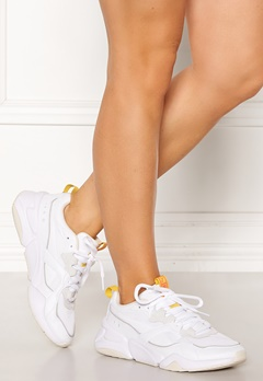 PUMA Nova Sneakers 002 White Bubbleroom.no