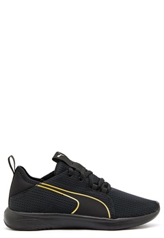 PUMA Softride Vital Repel 02 Black, Gold Bubbleroom.no