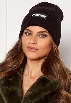 PUMA Trend Beanie 001 Black Bubbleroom.no