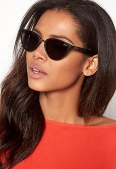 Quay Australia Rumours Sunglasses Black/Smoke Lens Bubbleroom.no