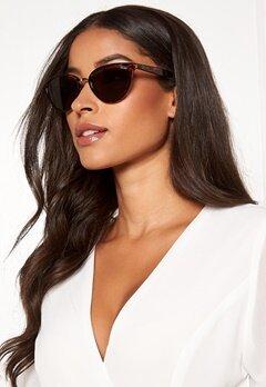 Quay Australia Rumours Sunglasses Tort/Green Bubbleroom.no