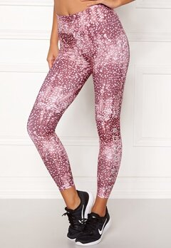 Röhnisch Flattering AOP Tights Pink Dot Bubbleroom.no