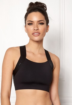 Röhnisch Kay Sports Bra Black Bubbleroom.no