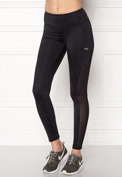 Röhnisch Shape Ditte L Tights Black Bubbleroom.no