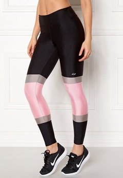 Röhnisch Shiny Block Tights Cherry Blossom Bubbleroom.no