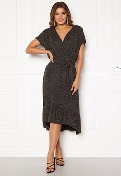 Ravn Brielle Dress Black Bubbleroom.no
