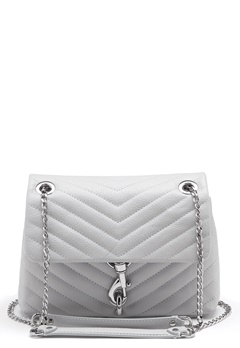 Rebecca Minkoff Edie Xbody Pebble Bag Ice Blue Bubbleroom.no