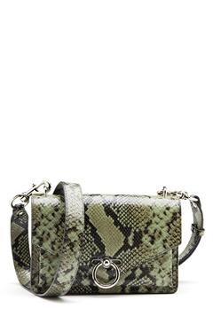 Rebecca Minkoff Jean Md Shoulder Bag Thyme Bubbleroom.no
