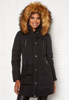 ROCKANDBLUE Arctica Jacket 89915 Black/Natural Bubbleroom.no