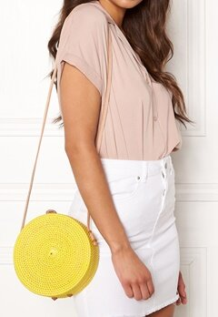 Farrow Rolling Roundie Bag Yellow Bubbleroom.no