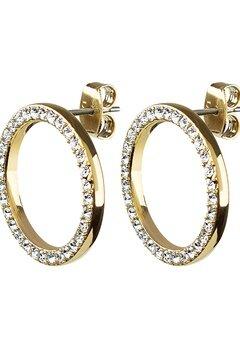Dyrberg/Kern Roselle Crystal Gold Bubbleroom.no