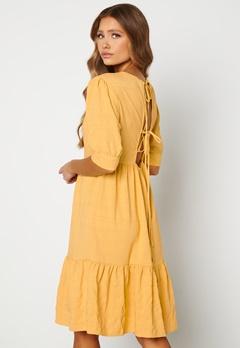 Rut & Circle Cornelia Dress 700 Yellow Bubbleroom.no