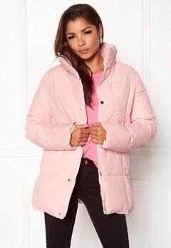 Rut & Circle Hilma Padded Jacket Lt Pink Bubbleroom.no