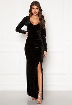 Rut & Circle Nikki Maxi Dress Black Bubbleroom.no