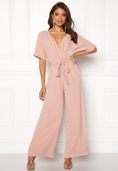 Rut & Circle Ollie Jumpsuit Pink Bubbleroom.no