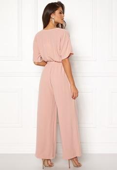 Rut & Circle Ollie Jumpsuit Pink Bubbleroom.no