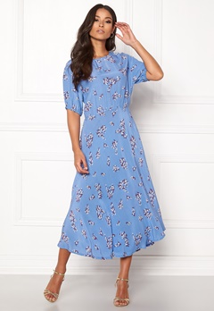 dbe7316f Samsøe & Samsøe Decora Dress Blue Breeze Bubbleroom.no