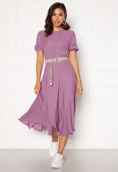 Samsøe & Samsøe Decora Dress Purple Jasper Bubbleroom.no