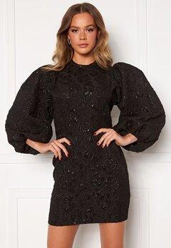Samsøe & Samsøe Harriet Short Dress Black Bubbleroom.no