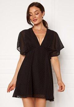Samsøe & Samsøe Vaal Short Dress Black Bubbleroom.no