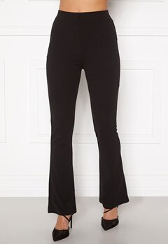 Sara Sieppi x Bubbleroom Suit Pants Black Bubbleroom.no