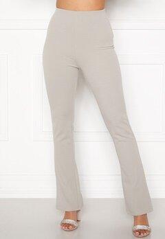 Sara Sieppi x Bubbleroom Soft Suit Pants Grey Bubbleroom.no