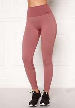 Casall Seamless Tights 123 Comfort Pink Bubbleroom.no