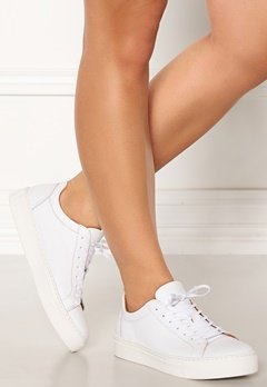SELECTED FEMME Donna Sneaker White Bubbleroom.no