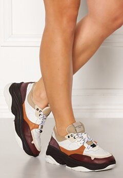 SELECTED FEMME Gavina Trainer Shoes Decadent Chocolate Bubbleroom.no