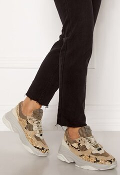 SELECTED FEMME Gavina Trainer Shoes Tigers Eye Bubbleroom.no