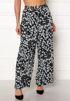 SELECTED FEMME Maggie MW Ankle Pants Black Bubbleroom.no