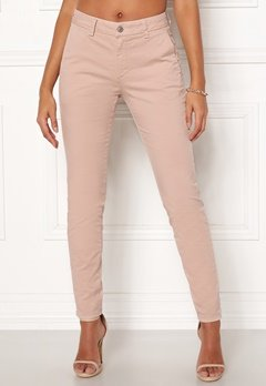 SELECTED FEMME Megan MW Chino Adobe Rose Bubbleroom.no