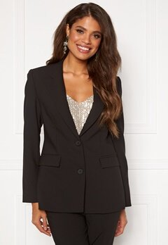 SELECTED FEMME Rita Classic Blazer Black Bubbleroom.no