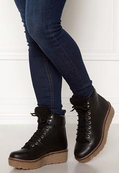 SHOE THE BEAR Bex leather Boots 110 Black Bubbleroom.no