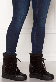 SHOE THE BEAR Trish Wool Boots 111 Black Bubbleroom.no