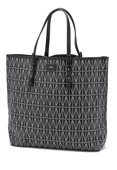 DAGMAR Shopping Bag 999 Black Bubbleroom.no