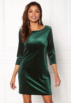 VILA Sienna 3/4 Sleev Dress Pine Grove Bubbleroom.no