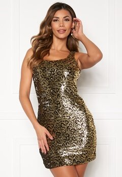 Sisters Point Elida Dress 845 Leo/Sequins Bubbleroom.no