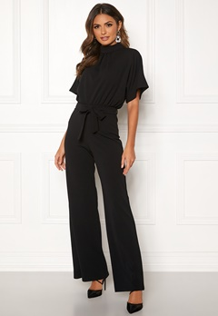 Sisters Point Girl Jumpsuit 000 Black Bubbleroom.no