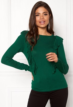 Sisters Point Hotti Knit 300 Green Bubbleroom.no