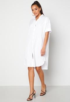 Sisters Point Meda Shirt 100 White Bubbleroom.no