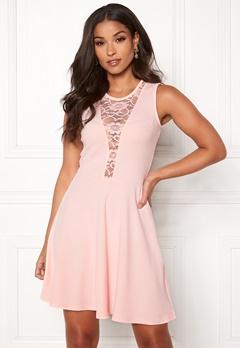Sisters Point Nando Lace Dress 585 Rose Bubbleroom.no