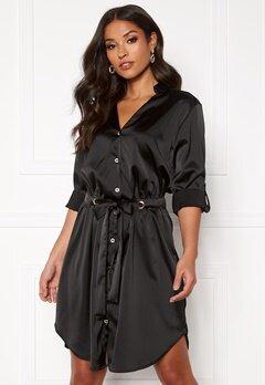 Sisters Point New Nimp Dress 000 Black Bubbleroom.no