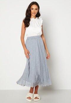 Sisters Point Nitro Skirt 401 Blue/White Bubbleroom.no