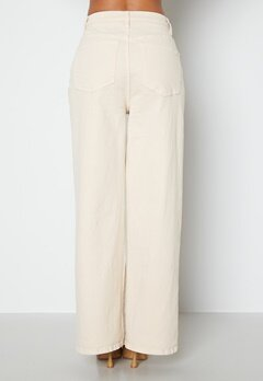 Sisters Point Owi Jeans 103 D. Vanilla bubbleroom.no