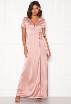 Sisters Point WD Dress 585 Dark Rose Bubbleroom.no