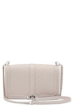 Rebecca Minkoff Slim Love Crossbody Bag Putty Bubbleroom.no