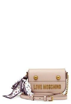 Love Moschino Small Bag 108 Taupe/Sand Bubbleroom.no